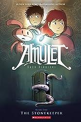 The Stonekeeper (Amulet #1)