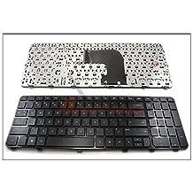 Genuine New US Laptop Keyboard HP ENVY Pavilion DV6-7000 7100 7200 7001TX 7002 dv6t dv6z || SN8115 698952-001 682082-001 697454-251 697454-001 670321-B31 90.4ST07.L01 90.4ST07.L1D 90.4XT07.L01