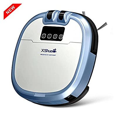 C3 Cleaning Robot Auto Vacuum Cleaner Microfiber Sweeper W/ Camera Video