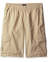 Boys' His Pull-on Cargo Shorts