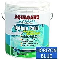 AQUAGARD #10106 Aquagard Waterbased Anti-Fouling Bottom Paint - 1Gal - Horizon Blue