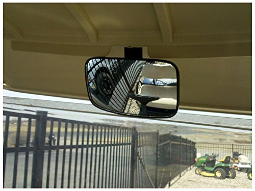 World 9.99 Mall Golf Cart Rear View Mirror Fits EZGO for sale  Delivered anywhere in Canada