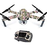 Skin For DJI Mavic – Mc2 Pink | MightySkins Protective, Durable, and Unique Vinyl Decal wrap cover | Easy To Apply, Remove, and Change Styles | Made in the USA