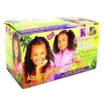 Amazon Com Africa S Best Kids Organics Hair Softening Kit Hair