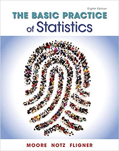 introduction to the practice of statistics 8th edition solutions