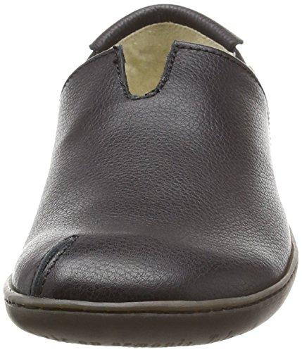 Black EL N275 Viajero Erwachsene Naturalista Schwarz El Soft Grain Sneakers Unisex qPvtH