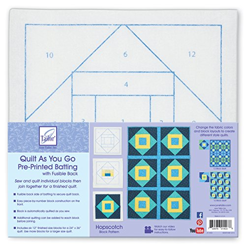 hopscotch quilt pattern - 7