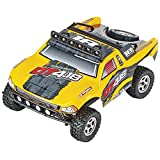 Dromida 1:18 Scale RTR Remote Control RC Car: DT4.18 Electric 4WD DT Desert Truck with LED Lights, 2.4GHz Radio, 7.2V 6C 1300mAh NiMH Rechargeable Battery, 4 x AA Batteries and Charger