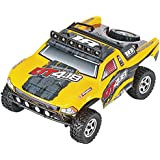 Dromida 1/18 DT4.18 Dessert Truck 4WD Ready-to-Run (RTR) with LED Lights, Battery and Charger