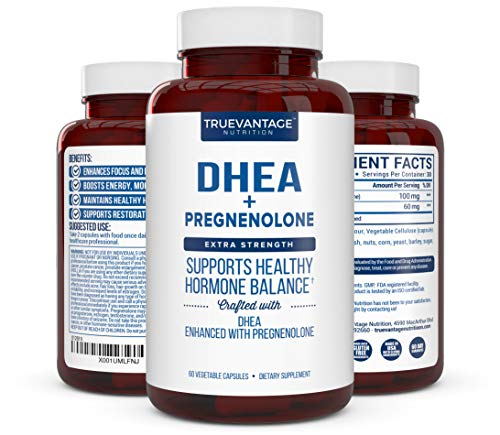 Strength Supplement Pregnenolone Supports Hormone