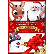 The Original Christmas Classics Collection (Rudolph the Red-Nosed Reindeer / Santa Claus Is Comin' to Town / Frosty the Snowman / Frosty Returns / Mr. Magoo's Christmas Carol / Little Drummer Boy / Cricket on the Hearth)