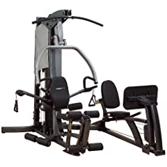 Take a modular approach to self-styled fitness, and establish a motivating presence in your own home. Multitasking rises to a new level when you configure the Fusion 500 multi-station gym into a system that works for you. Just add the station...