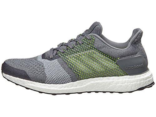 adidas Performance Herren Ultra Boost Street Laufschuh Grau / Silber
