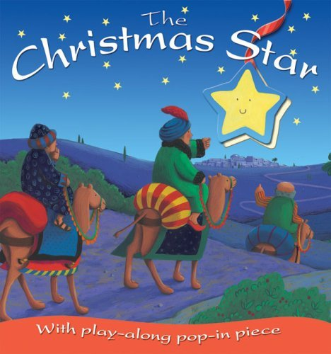 Read Online The Christmas Star: With Play-Along Pop-In Piece (Look & Play) by Su Box (2009-08-31) pdf epub
