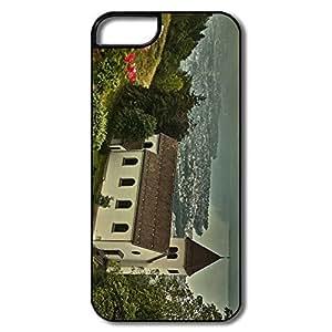 Amazing Design Chapel IPhone 5/5s Case For Couples