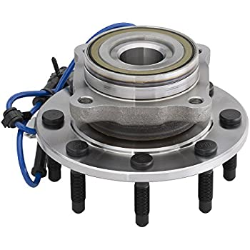 ACDelco SP620302 Advantage Wheel Bearing and Hub Assembly