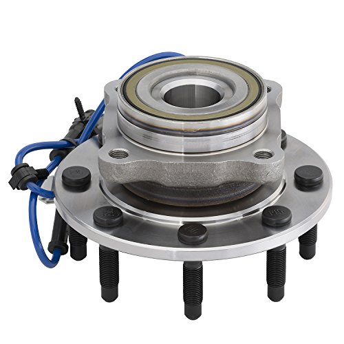 MOOG 515058 Wheel Bearing and Hub Assembly (2007 Silverado Hub)