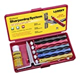 Lansky Deluxe 5-Stone Sharpening System, Outdoor Stuffs