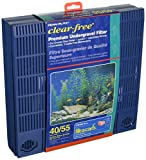 Penn Plax 40/55 Gallon Aquarium Premium Under Tank Filter