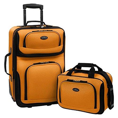 us-traveler-rio-two-piece-expandable-carry-on-luggage-set-orange