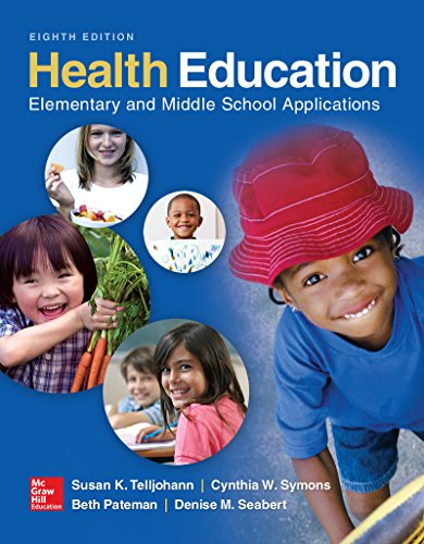 ND PURDUE UNIV WEST LAFAYETTE HEALTH EDUCATION: ELEM & MIDDLE SCHOOL APPLCTN