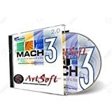 Mach3 Cnc Control Software, Email license File to you, Call US to tell the email address by Artsoft