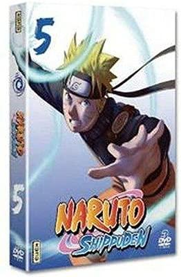 Naruto Shippuden - Vol. 5 [Francia] [DVD]: Amazon.es: Hayato ...