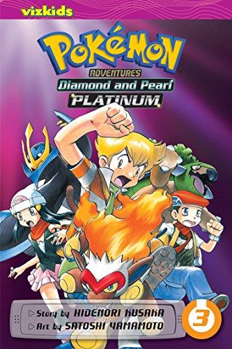Pokémon Adventures: Diamond and Pearl/Platinum, Vol. 3 (Pokemon) Photo - Pokemon Gaming