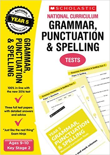 Buy 2018 SATs Practice Papers for Grammar, Punctuation and Spelling
