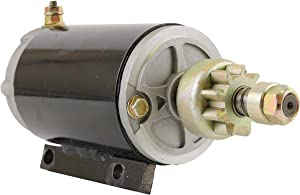 DB Electrical SAB0040 New Starter For Omc Johnson Evinrude Marine 40 48 50 60 70 75 HP many Years, 384163, 387684, 389275, 585063, 586280, MGD4007, MGD4007A, MGD4113, MKW4006, MKW4008 STR-1067 5371