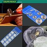 JTENG-42Pcs-Dischi-Taglio6Pcs-25-5cm-HSS-Seghe-Circolari-Lame10Pcs-2cm-Dischi-Diamantati-Mini-di-Tagliante-Sega20Pcs-32cm-Mini-Dischi-da-Taglio-di-Resina-per-Legno-Pietra-Metallo-PVE-Scatola