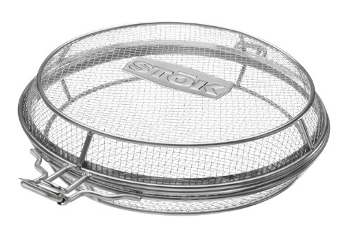 Inserts Outdoor Grill (Stok GR1452 Stainless Steel Grilling Basket)