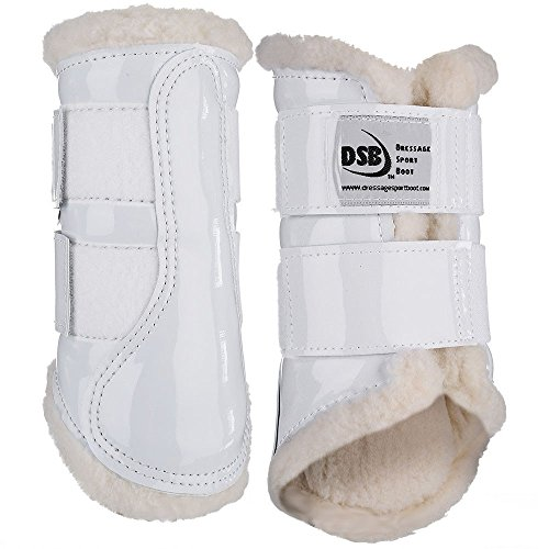 DSB Glossy Dressage Sport - Boots Dressage Horse