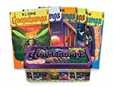 img - for Goosebumps 25th Anniversary Retro Set book / textbook / text book