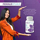Female Rituals Boric Acid Suppositories 600 mg