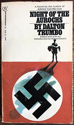 Book cover from Night of the Aurocks by Dalton Trumbo