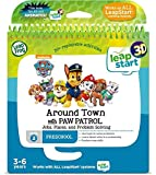 LeapFrog Level 2 LeapStart Book - Around Town with Paw Patrol - 3D Enhanced Book