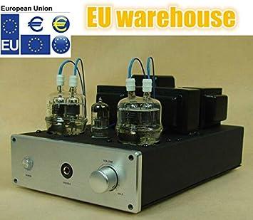 6N2 + FU32 Clase A + 4W 4W audio Tubos de Vacío amplificador de una sola terminal y de auriculares AMP: Amazon.es: Electrónica