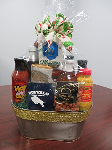 Best of Buffalo Holiday Gift Basket