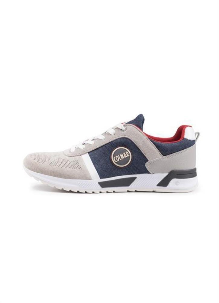 Colmar Travis EVOL Prime Sneaker Hombre 44 EU denim/grey