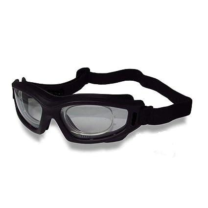 21b19ebe358e6 Óculos Proteção DANNY D-TECH Esportivo Com Clipe Interno P Lentes De Grau  Ideal