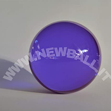 Esfera Contact Juggling 60 mm violeta, Magia, Body Contact ...