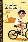 Le voleur de bicyclette par Werneck