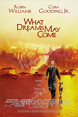 Posters USA - Robin Williams What Dreams May Come GLOSSY FINISH Movie Poster - FIL494 (24
