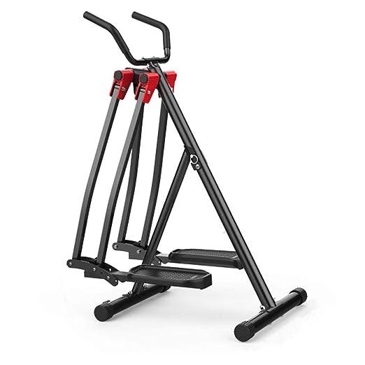 HUDEMR Máquina elíptica Bicicleta elíptica, la Bicicleta estática ...