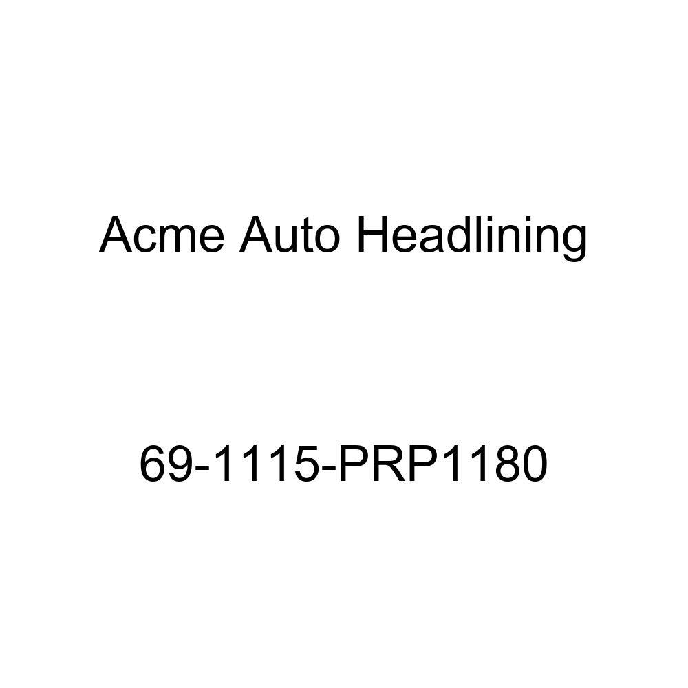 Acme Auto Headlining 69-1115-PRP1180 Sandalwood Replacement Headliner Buick Electra 4 Door Hardtop w//Original Bow Headliner