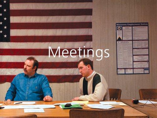 Paul Shambroom: Meetings pdf epub