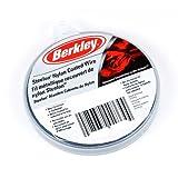 Berkley SteelonTM Nylon Coated Wire, 60lb | 27.2kg, 30ft, 1 Leaders - 60lb | 27.2kg - 30ft