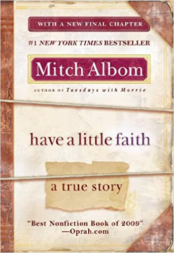 Mitch albom faith