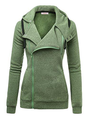 Zip Fleece Hoody Jacket - 9
